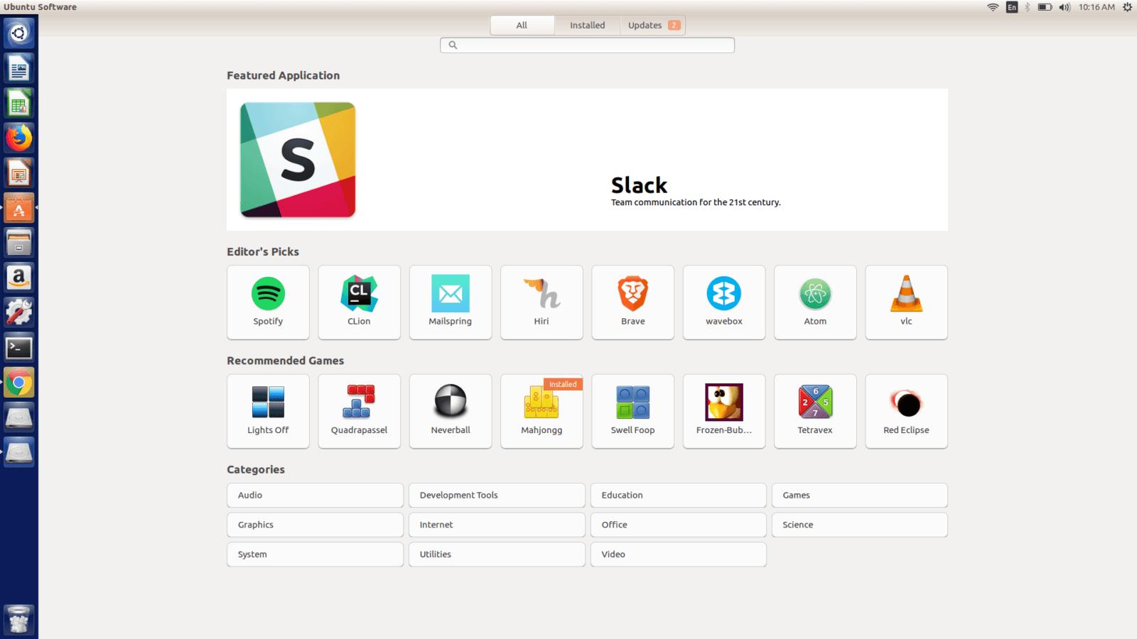 Ubuntu Software  - Ubuntu Software