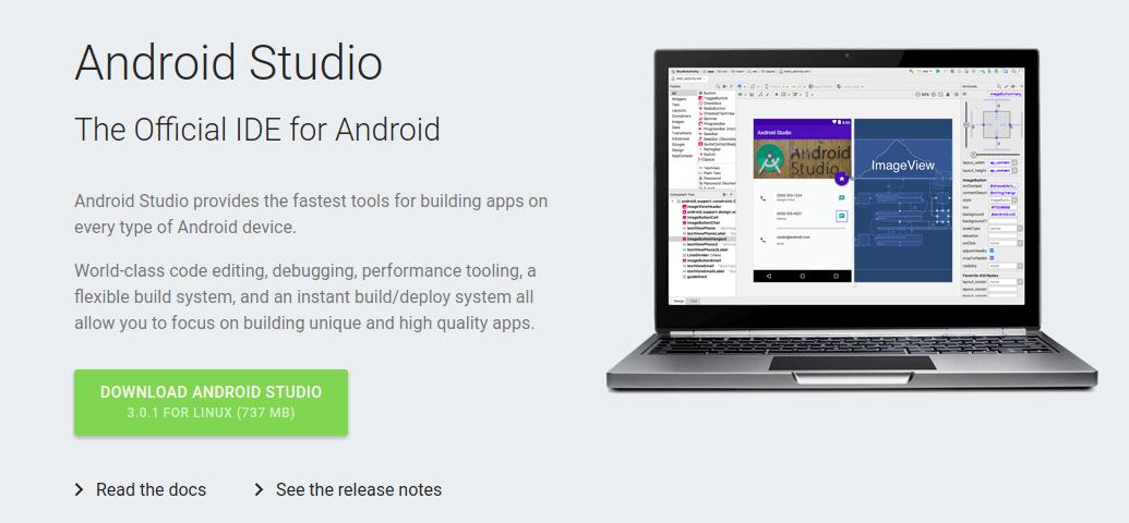 Android Studio - Android Studio