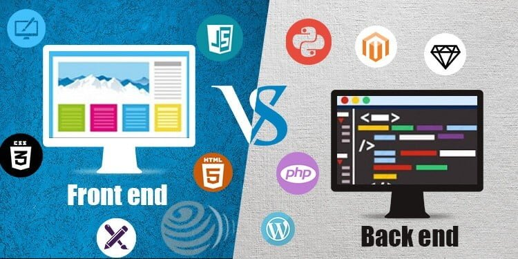 Backend Vs Front End – difference you need to Know