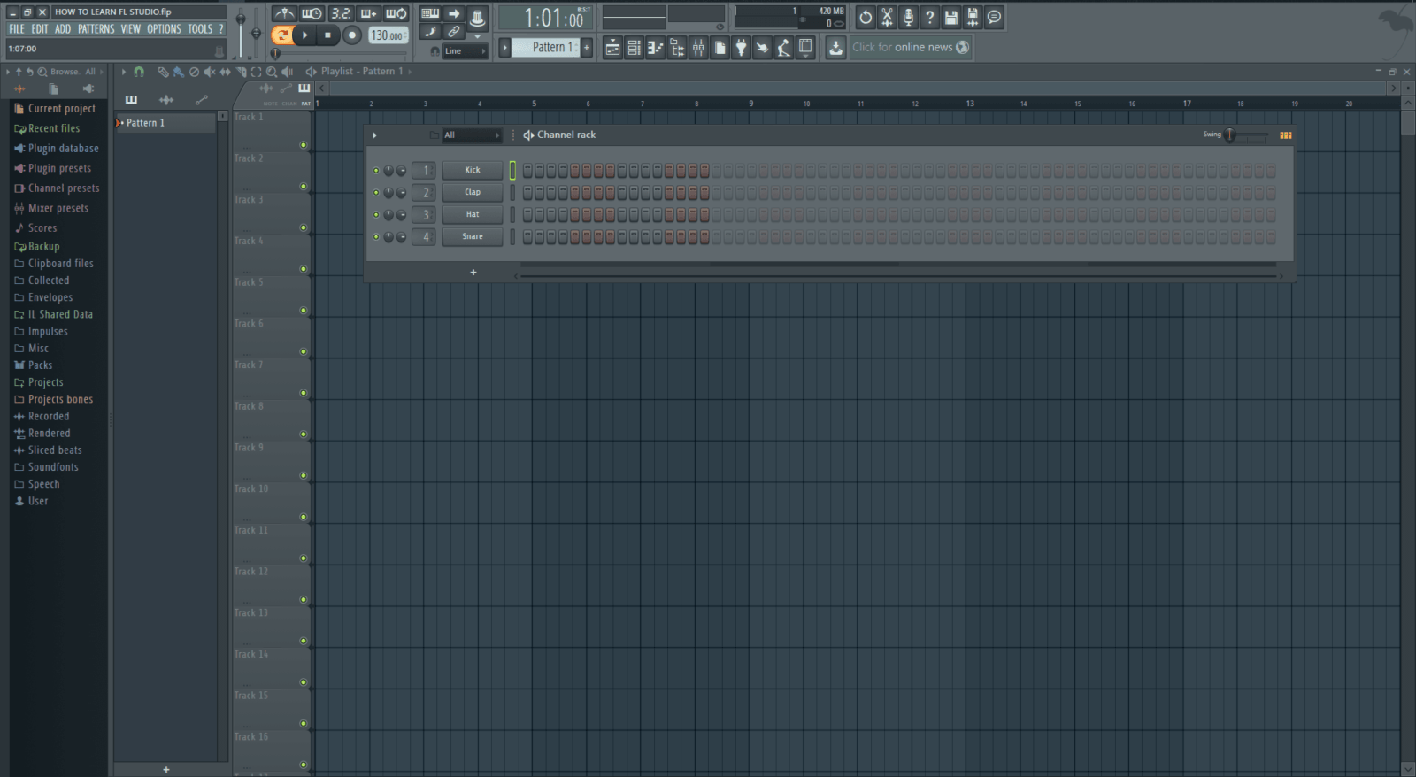 How to learn FL Studio Banner Image
