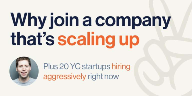 join scaling 768x384 - Why Join A Company that's scaling Up | Tekraze