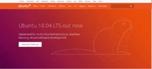 Welcome Beaver - Ubuntu 18.04 -LTS