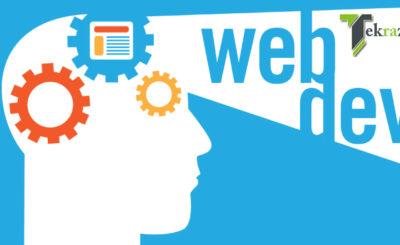 Tekraze Web development