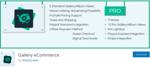 Gallery eCommerce 300x135 - Build an eCommerce Store in WordPress using plugins easily