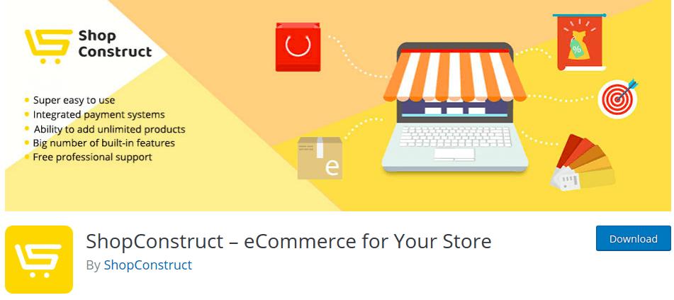 ShopConstruct Tekraze