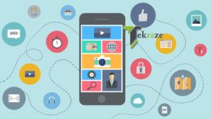 tekraze mobile app