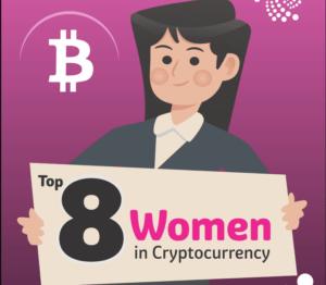 8 Women in Cryptocurrency Tekraze
