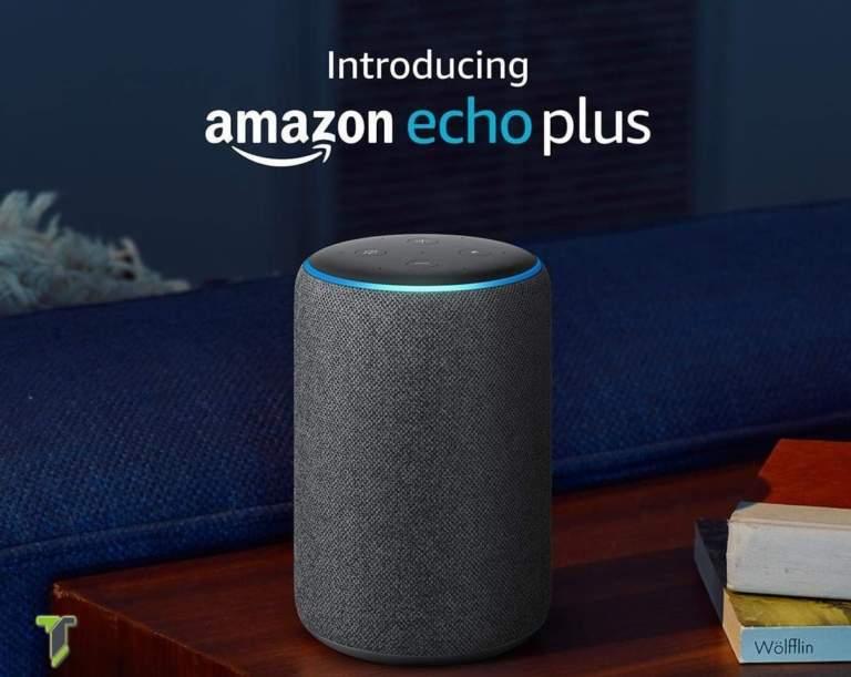 Amazon Echo Plus Tekraze