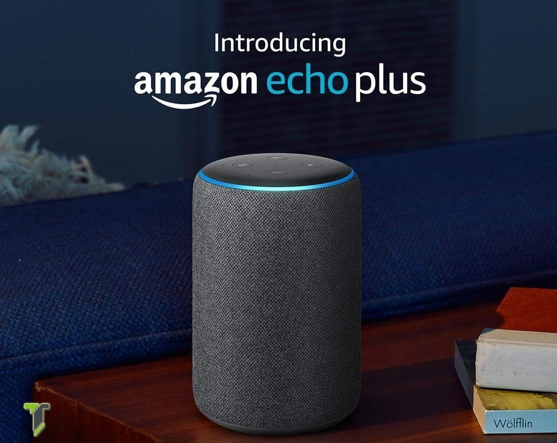 Amazon Echo Plus Tekraze