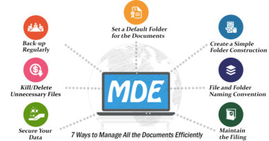 7 Ways to Manage All the Documents Efficiently As A Growing Company