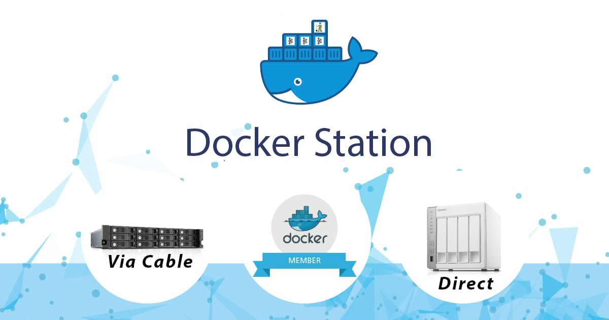 Docker Stations - Docker_Stations