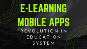 E-Learning Mobile Apps Tekraze