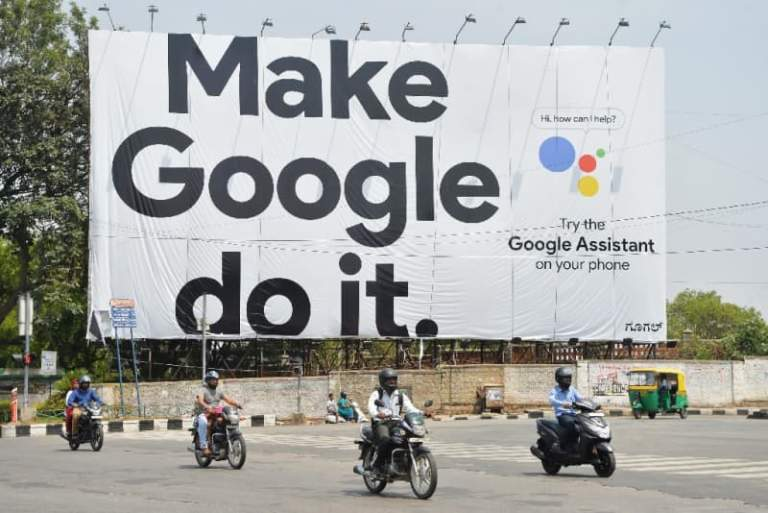 Google to buy $4.5 bn stake in digital unit of India's Reliance
