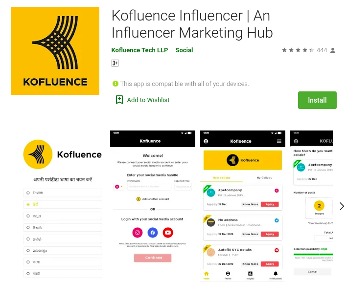 Kofluence Influencer An Influencer Marketing Hub - Kofluence-Influencer-An-Influencer-Marketing-Hub