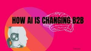 How AI is changing B2B Banner image